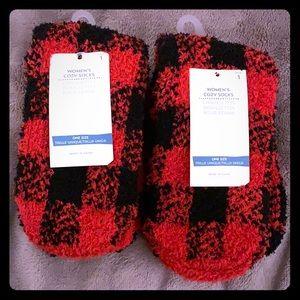 *NWT* Old Navy Women's Cozy Socks (2 pairs)